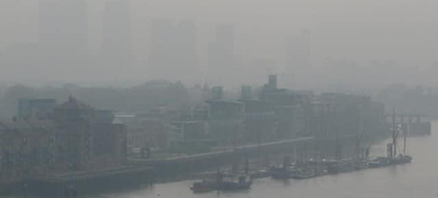 Londres dépasse les bornes : le 35ème jour de dépassements en particules est arrivé