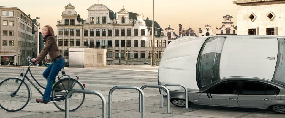 Le coach belge qui t'aide à troquer ta voiture contre un vélo