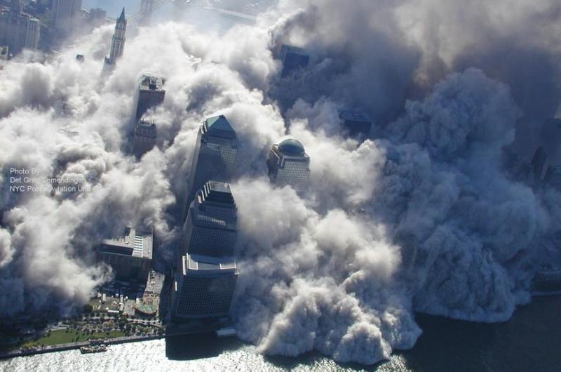 Certains n'ont pas pu retenir leur souffle le 11 septembre