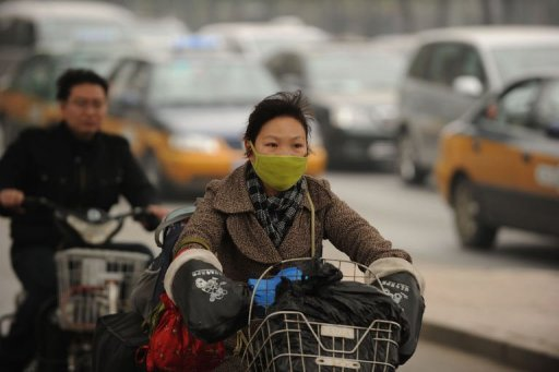 Record de pollution à Pékin … encore