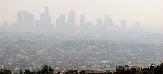 Encore des études supplémentaires sur le lien entre pollution de l'air et santé