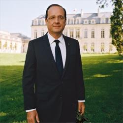 François Hollande soutient Respire