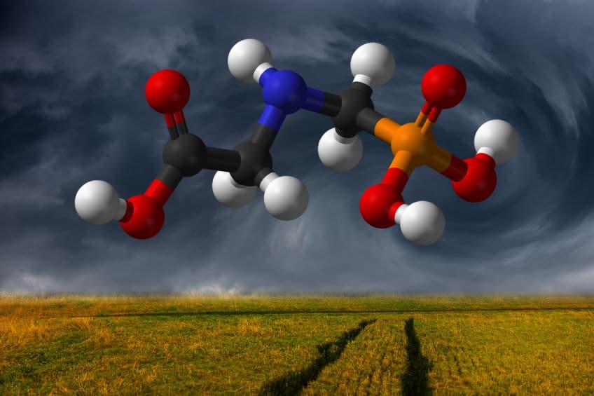 75% de l'air contaminé par l'herbicide Roundup