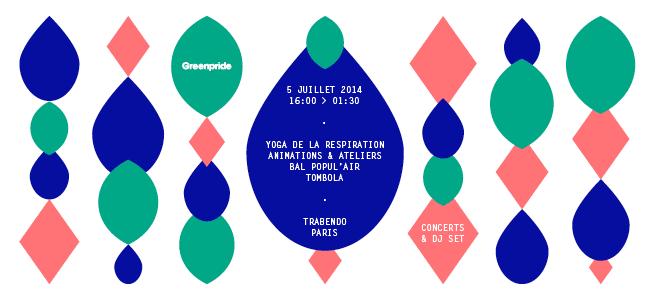 Greenpride 2014 – La qualité de l'air à l'honneur