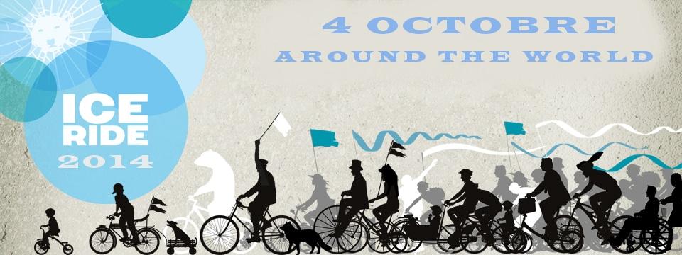 A vélo pour sauver l'arctique c'est samedi 14h à Bastille