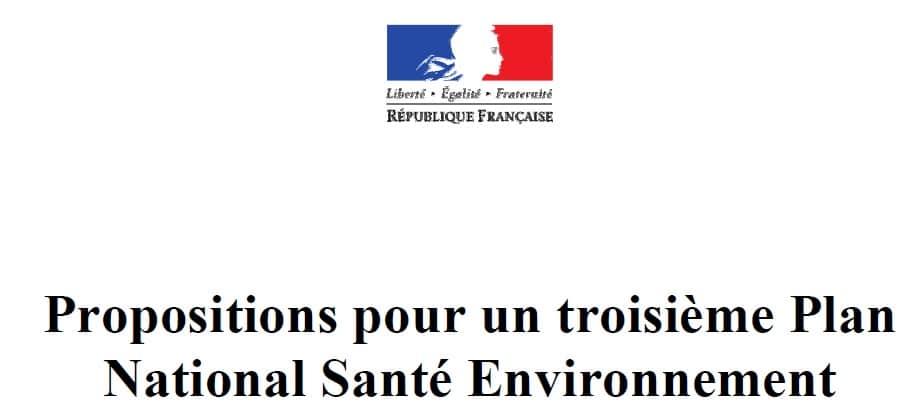 Plan national santé-environnement 3 : Pour le Rassemblement pour la planète le compte n'y est pas !