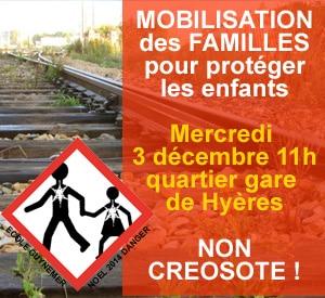 Des parents d'élèves contre Réseau Ferré de France (RFF)