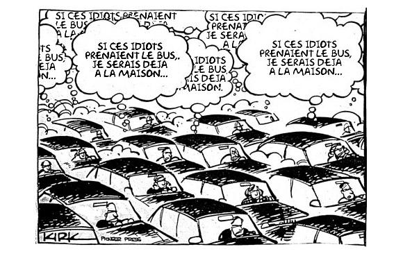 Prévenir plutôt que guérir … la pollution auto