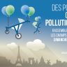 Des poussettes contre la pollution de l'air
