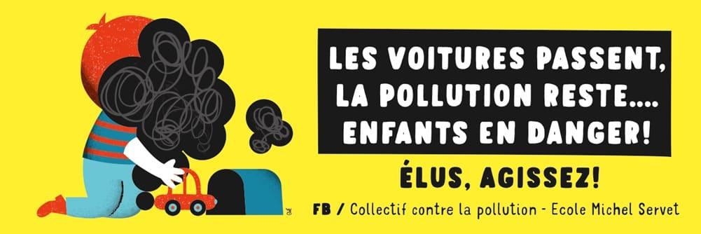 Pollution à Lyon, Michel Servet: un cas d'école!