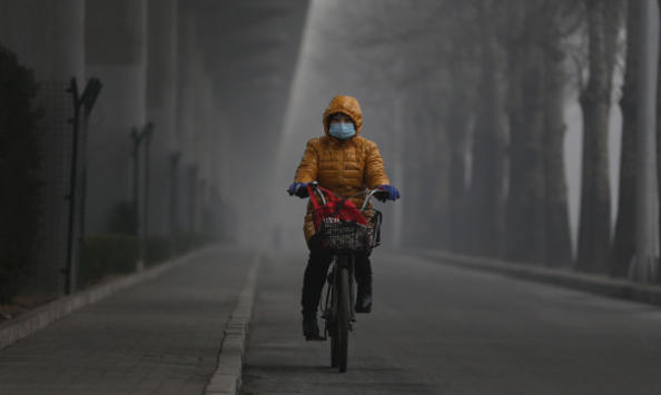 Cyclistes: comment vous protéger de la pollution de l'air
