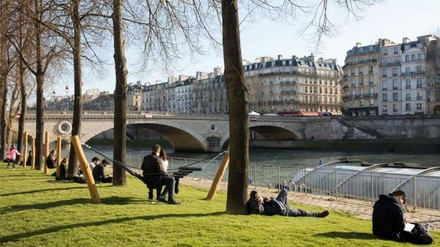 """Voies sur berge : il faut davantage d'""""oasis d'air sain"""" en Ile-de-France"""