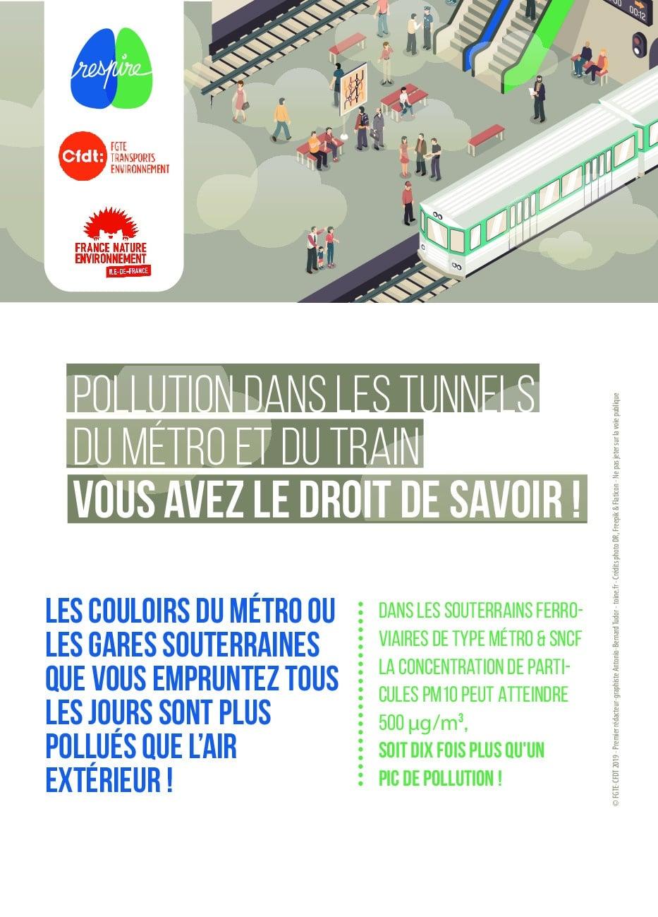 Pollution Metro