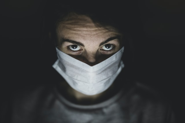 coronavirus pollution respire